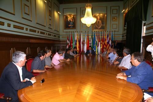 Los alcaldes de la Costa viajarán el próximo 20 de octubre a Madrid