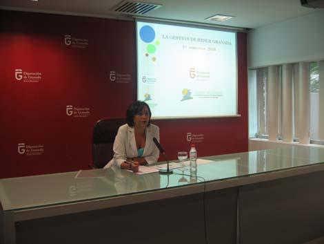 La alcaldesa de Vélez de Benaudalla asegura que el Ministro de Fomento visitará la costa de Granada
