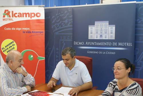 Educación presenta el programa de la Red de Bibliotecas de Motril