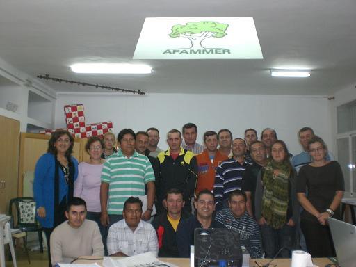 AFAMMER convoca un curso sobre producciones ecológicas