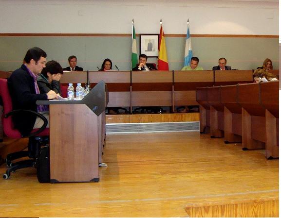 El Gobierno municipal rechaza el anteproyecto de Ley de Aguas de Andalucía