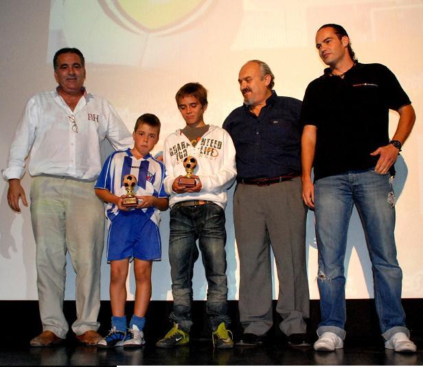Arranca la II edición de la Liga Escolar de Fútbol 7
