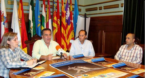 Motril acoge este sábado el primer campeonato de Andalucía de Esgrima de la temporada