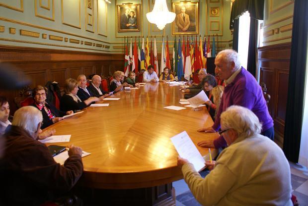 La Asamblea de mayores aprueba las actividades para los próximos meses