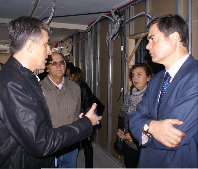 La Rehabilitación integral de la Residencia de San Luis estará terminada para el primer trimestre de 2011