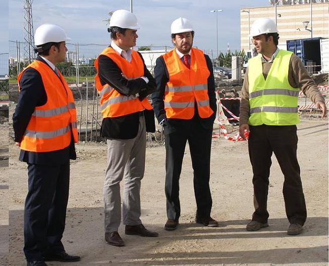 Motril contará en 2011 con un Centro Comercial de Ocio