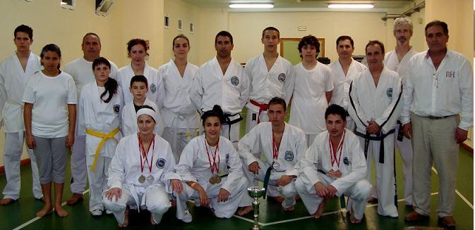 El Club Taekwondo Motril logra once medallas en el Campeonato de España celebrado en Madrid