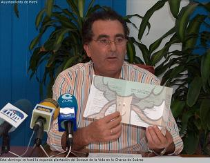 Antonio Escámez repite como candidato a la alcaldía de Motril por el PA