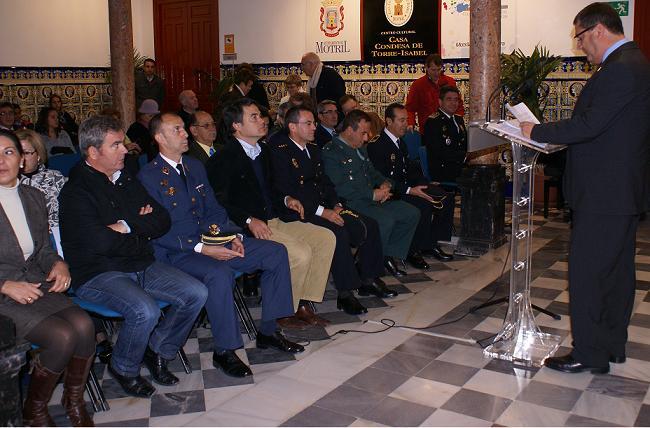El Ayuntamiento de Motril celebra los actos conmemorativos del Día de la Constitución