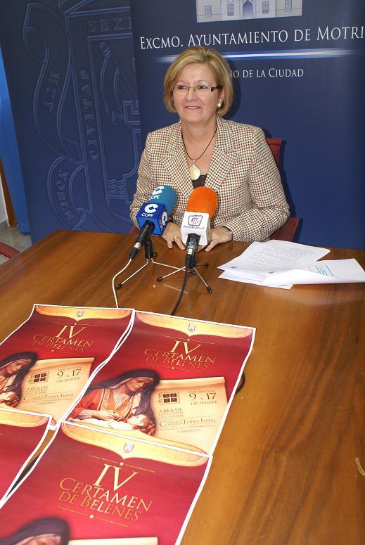 La concejalía de Participación Ciudadana presenta el IV Certamen de Belenes 2010