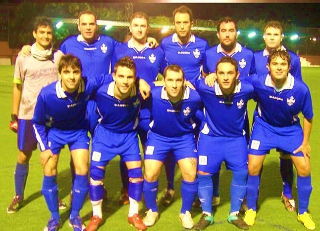 Almuñécar 77 Senior golea al Valderrubio 9-3