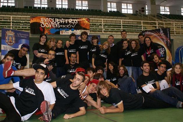 Éxito de participación en el Encuentro Joven 2010