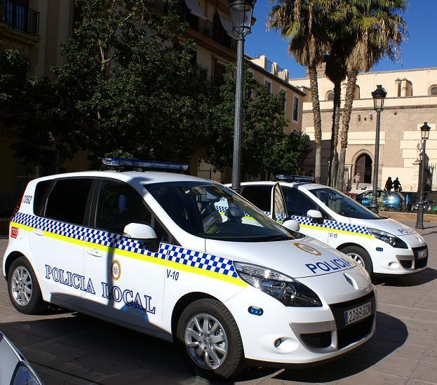 Cinco nuevos vehículos para la Policía Local de Motril