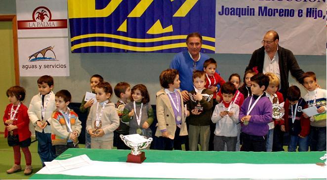 Más de 150 participantes se dieron cita para celebrar el Gran Festival de Ajedrez en su octava edición