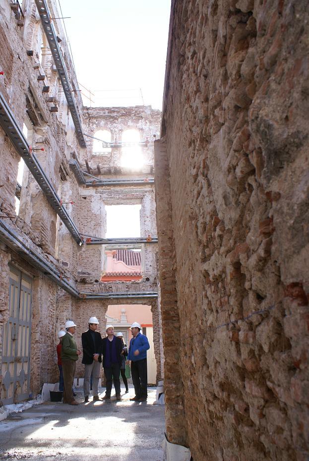 Motril amplía su oferta cultural con la remodelación de la Casa Ruiz