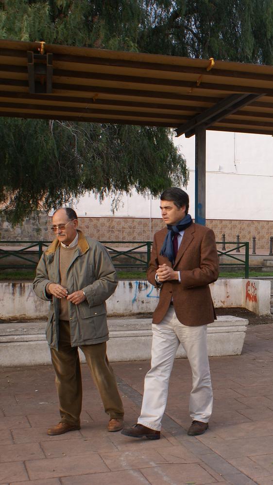 La Plaza Huerto del Capitán contará con pista deportiva y columpios