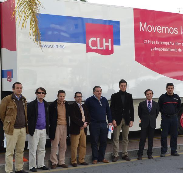 """El GRUPO CLH INAUGURA EN MOTRIL LA EXPOSICIÓN  """"MOVEMOS LA ENERGÍA"""""""