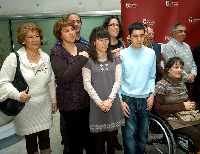 Diputación crea dos plazas de funcionarios reservadas para personas con discapacidad intelectual