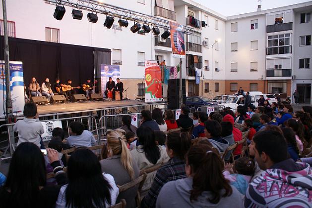 La Plaza Venus vibró durante la velada Flamenca de la Huerta Carrasco