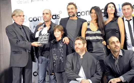 """""""18 COMIDAS"""" en el Cine Club Mediterráneo de Motril"""