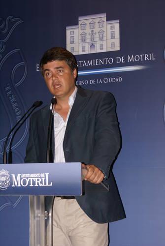 El alcalde de Motril se reúne hoy en Sevilla para abordar las alegaciones del Plan Subregional