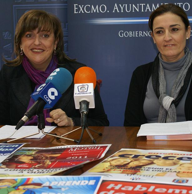 Se presenta una ambiciosa  campaña preventiva 'Motril  ante las Drogas' 2011