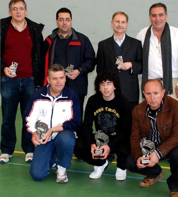 Savins Puertas vuelve a imponer su juego resultando campeón del III Circuito Costa Tropical de Ajedrez