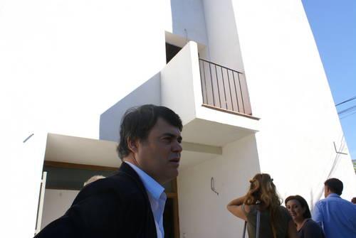 El Ayuntamiento de Motril rehabilita la Casa del Maestro de Puntalón y Los Tablones