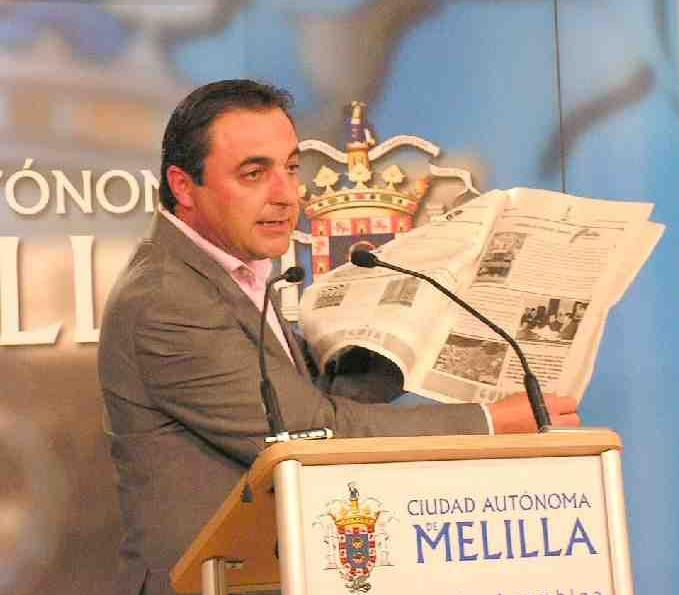 El Viceconsejero de Melilla cree «bueno para ésta ciudad» que hubiera una línea marítima con Motril