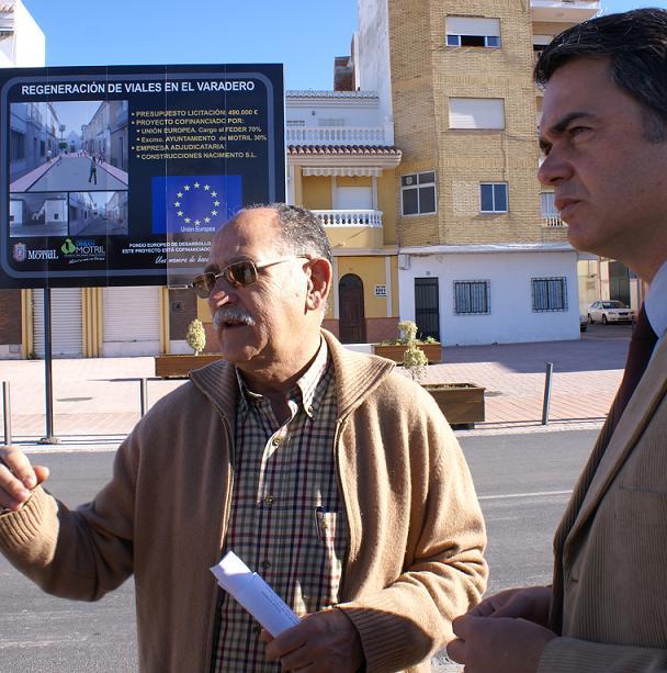Comienzan las obras de regeneración de los viales de El Varadero gracias al Plan Urban