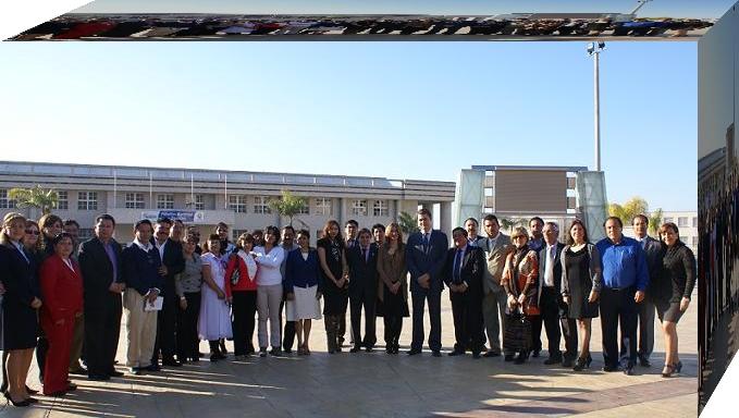 Más de 40 alcaldes de todo Méjico vistan Motril como referente urbano de desarrollo y sostenibilidad