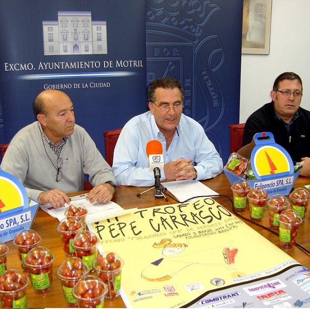 Este sábado se celebra el VII Torneo 'Pepe Carrasco', dirigido a las categorías menores del atletismo