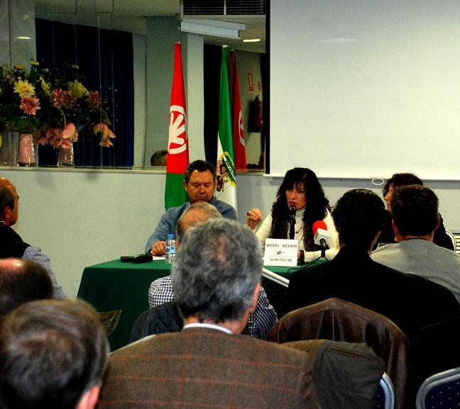 Almuñécar acoge el Consejo Político Provincial del PA con la presencia de Pilar González