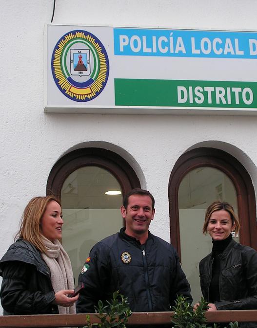LOBRES CUENTA YA CON UNA OFICINA DE DISTRITO DE LA POLICIA MUNICIPAL