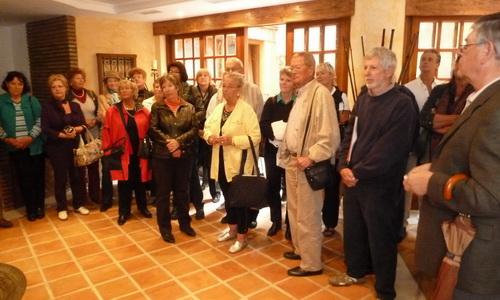 El alcalde de Almuñécar invita a las Asociaciones de Extranjeros al Palacete del Corregidor