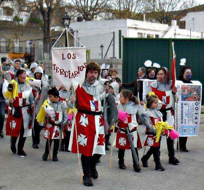 Los carnavales de Vélez de Benaudalla mantienen la fiesta viva en la Costa de Granada