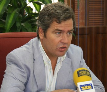"""García Fuentes: """"No vamos entrar en el juego del Sr. Carrascosa"""""""