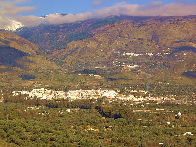 La capital de la Alpujarra proyectará un teatro