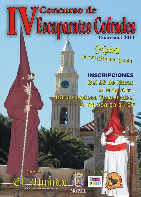IV Concurso de Escaparates de Semana Santa de Motril
