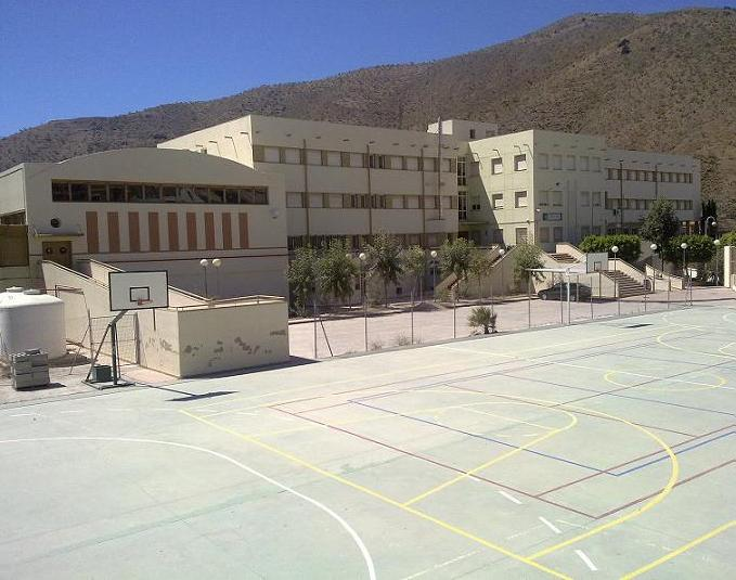 Una pelea multitudinaria en un instituto de Albuñol termina con quince denunciados