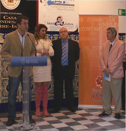 El Ayuntamiento de Motril presenta la III Campaña  de Prevención de Riesgos Laborales