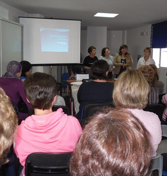 Dos conferencias sobre nutrición y salud ponen el broche de oro a la I Semana Cultural de Las Angustias