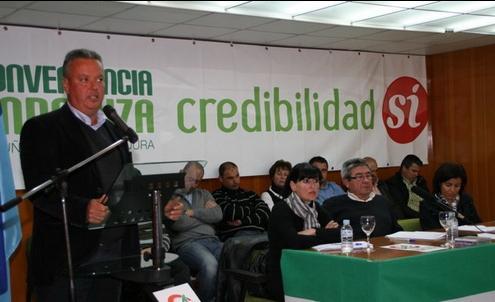 Juan Carlos Benavides candidato de Convergencia Andaluza. Daniel Barbero se retira de la lista por sorpresa