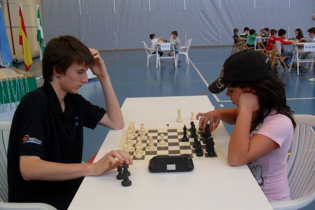 Gran jornada de ajedrez en Salobreña con el I Torneo de Convivencia entre las Escuelas Municipales de Ajedrez de Motril y Salobreña
