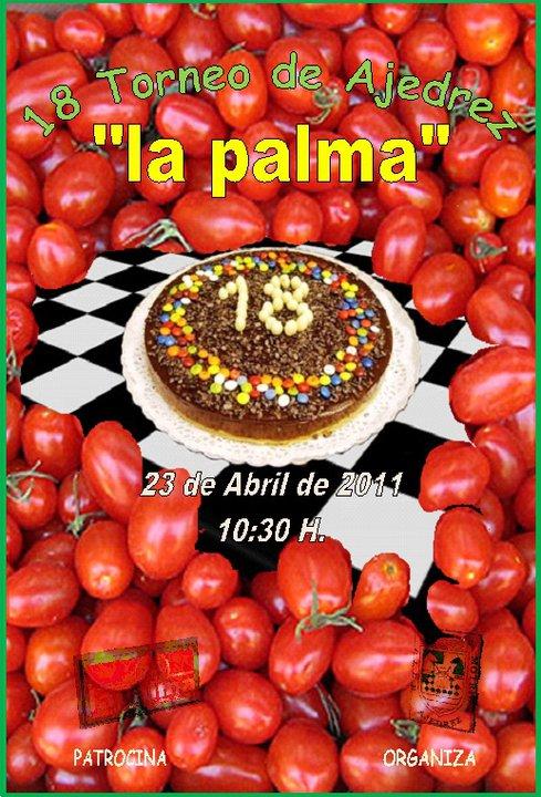 XVIII Torneo de Ajedrez Granada- La Palma