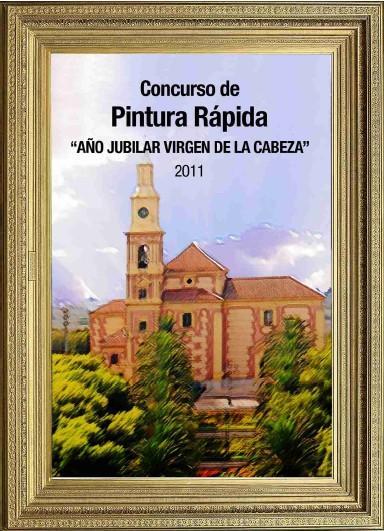 """CONCURSO PINTURA RÁPIDA """"AÑO JUBILAR VIRGEN DE LA CABEZA"""""""