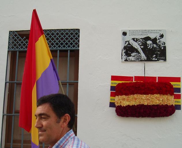 IU de Motril celebra el aniversario de la II República
