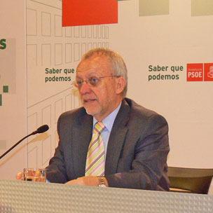 Manuel Pezzi (PSOE) pide al PP que deje de buscar bronca y confrontación con la A-7