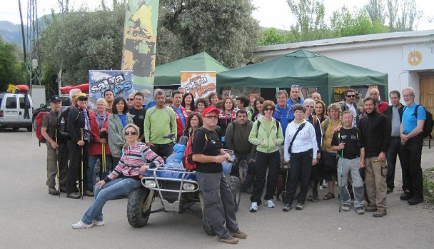 Órgiva se convierte en sede del deporte de aventura