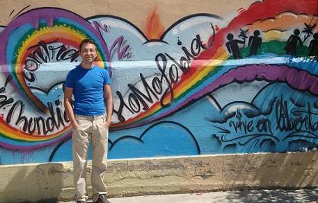 """""""Carta abierta de Juan Pablo II contra la homofobia"""" por Gonzalo Serrano (Colegas)"""